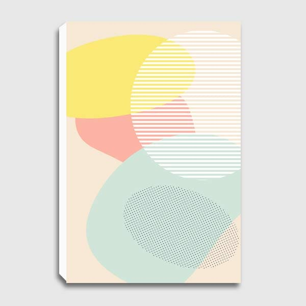 canvas-Lost-In-Shapes-III